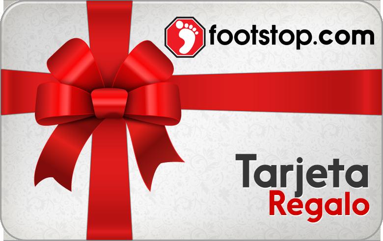 Tarjeta regalo para zapatillas en footstop