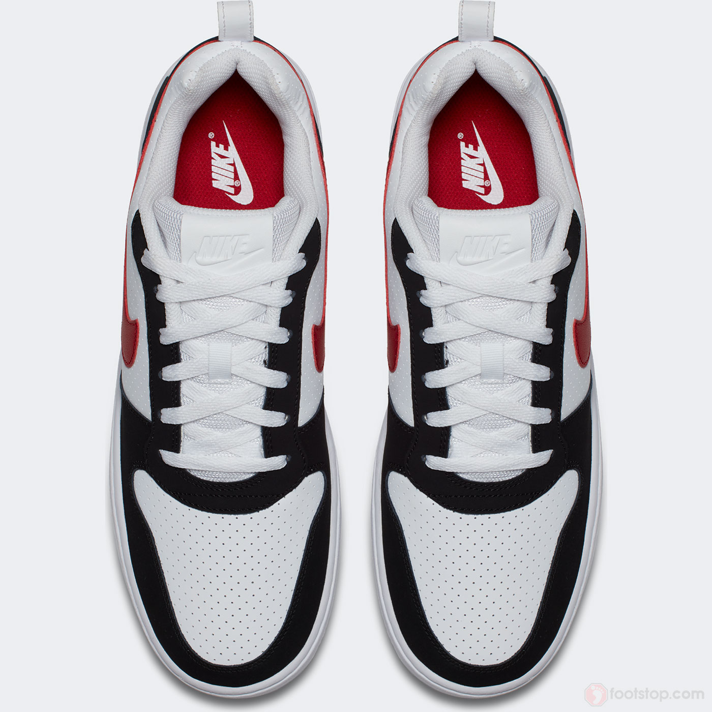 nike court borough low (838937 102) footstop